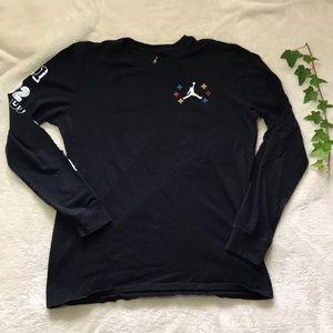 c3ebe0036591 Jordan World Champions Long Sleeve Shirt